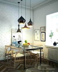 black dining light lighting above kitchen table awesome glass dining table and black hanging pendant lamp