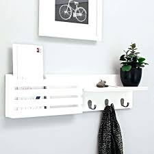 wooden mail organizers mail organizers wall mount key and letter rack wall mounted mail organizer letter