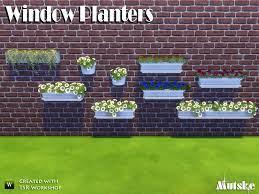 mutske s window planters