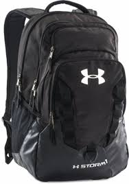 under armour backpack. under armour - storm recruit laptop backpack black front_zoom