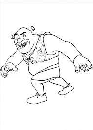 Small Picture Shrek Coloring Pages Free Printable Shrek Coloring Pages For Kids