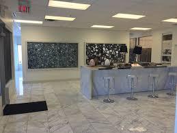 milestone showroom
