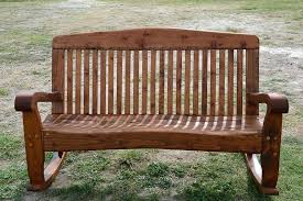 exotic rocking bench 5 ft rocking bench outdoor rocking bench uk