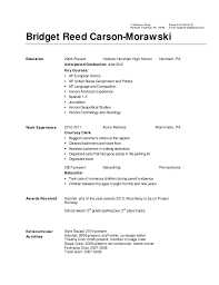 biologist resume sample