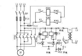 motor start stop circuit facbooik com 3 Wire Start Stop Diagram 3 phase wiring diagrams motors 3 wire start stop switch wiring diagram