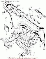 Honda ct70 engine diagram