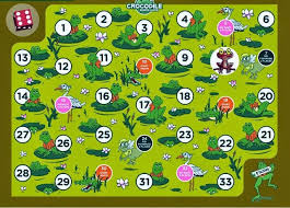 http://www.kidslearningville.com/clothes-and-colors-esl-vocabulary-esl-crocodile-board-game/