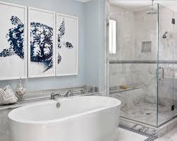 Lovable Modern Bathroom Art Cool Wall Art For Modern Bathrooms With White  Granite Floor Tiles