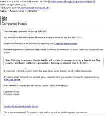 Fake - Bexhill In Hastings House Chartered Emails Mcphersons Accountants Companies Seemingly From And