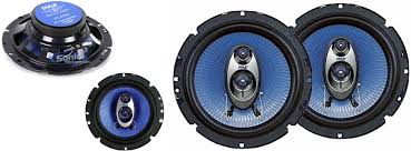 speakers car. pyle pl63bl 6.5-inch 360-watt speakers car