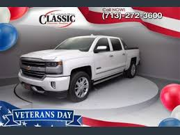 2017 Chevrolet Silverado 1500 for Sale in Houston, TX 77060 ...