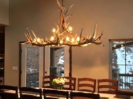 cowboy home decor 518 l longs peak oval elk antler chandelier