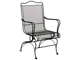 back coil spring dining arm chair
