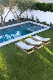 rectangular pool designs with spa. Rectangle Swimming Pool Landscaping Rectangular Designs With Spa Grass Surround