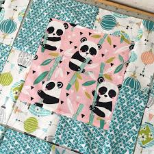 Baby Quilt Patterns Adorable My Favorite Baby Quilt Pattern