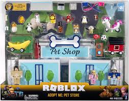Try claw machine and collect all legendary pets eggs to complet your collection cataloge. Amazon Com Roblox Celebrity Collection Adopt Me Pet Store Deluxe Playset Includes Exclusive Virtual Item Toys Games
