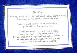 Quilt Care Label Gorges Quilt Labels Quilt Care Label Quilt Care ... & quilt care label quilt care label tags quilt label instructions care  washing quilt care labels . quilt care label ... Adamdwight.com
