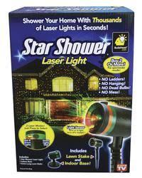 Star Shower® Light Show at Menards®