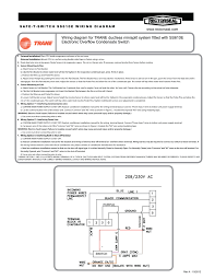 trane wiring diagram solidfonts newbie needs help wiring trane tcont802as32daa