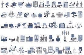 Hiring Process Workflow | Design Elements - Hr Workflow | Hr ...