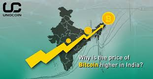 Use swap currencies to make indian rupee the default currency. Why Is The Price Of Bitcoin Higher In India By Unocoin Unocoin S Blog