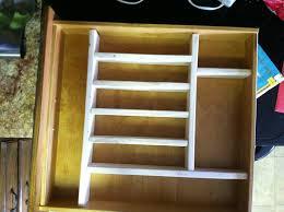 silverware drawer organizer