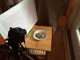 Diy lighting kit Pendant Use The Natural Light From My Balcony Door ill Open The Door If Need More Light Or If Its Summer And The Light Is Very Direct And Bright Cooking By Laptop My Diy 20 Lighting Kit For Food Photography Cooking By