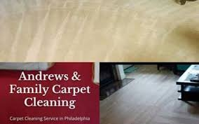 Carpet cleaning by Andrews & Family Carpet Cleaning in Philadelphia, PA -  Alignable