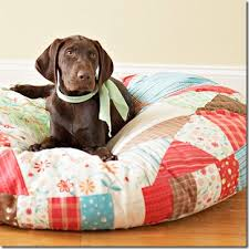 Dog Bed Patterns Best Quilted Pet Bed
