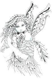 tooth fairy coloring pages color book ornaments rise of the guardians