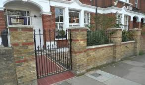 Small Picture Kensington Brick Wall Landscape Gardeners and Designers