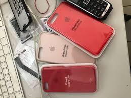 Silicone Case Iphone 7 Plus Falsa Apple Community