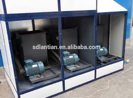 diy paint booth ventilation