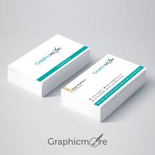 Corporate Minimal Business Card Design Free Download Psd Vectorkh