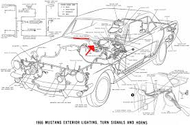 1966 mustang tail break issues what is this connection i can not that 10 amp circuit breaker anywhere does that have anything to do tail break lights does it even exist