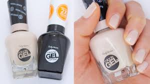 <b>Sally Hansen</b> 'Miracle Gel' <b>Nail Polish</b> Review (7 DAY TEST ...