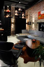 Industrial Style Apartment On The Sixth Floor