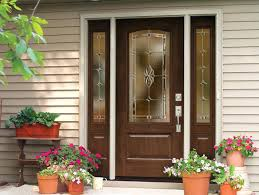 residential front doors with glass. Fabulous Wooden Front Doors Medium Size Of Residential Entry With Glass Panels E
