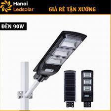 Giá xưởng] Đèn LED đường năng lượng mặt trời 90W-Hà Nội LEDSOLAR   Nông  Trại Vui Vẻ - Shop