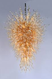 piquant chandeliers hand blown glass lighting designer chandeliers hand blown glass lighting designer in blown glass