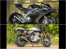 eicma 2017 norton motorcycles to launch in india via kinetic