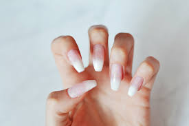 Ombré Nails Frenchstyle