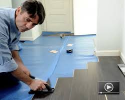 ... Wonderful Easy To Install Laminate Wood Flooring How To Install  Laminate Flooring Buildipedia ...