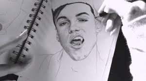 drawing grayson and ethan dolan