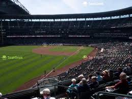 T Mobile Park Seating Chart Map Seatgeek