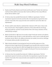 multi step equation word problems worksheet worksheets multi step equation word problems worksheet 31 multi step