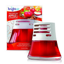 best air freshener for office. bright air scented oil freshener and diffuser macintosh apples cinnamon scent 25 ounces best for office c