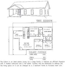 steel frame homes floor plans