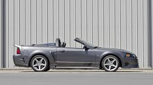 2003 Ford Mustang Saleen Convertible | S128 | Salmon Brothers ...