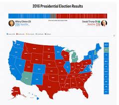 Presidental Election Results 2016 Presidential Election Results The Presidential Electi Flickr